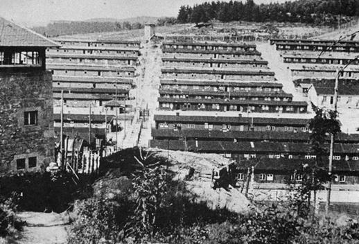 Koncentrařní tábor Flossenbürg